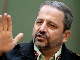 توضیحات فرمانده ناجا در مورد حادثه رفسنجان