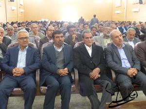 گلایه امام جمعه شهرستان رفسنجان از مدیر کل آوزش و پرورش استان کرمان+عکس