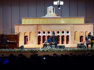 برگزاری کنسرت موسیقی اصیل ایرانی سالار عقیلی+عکس