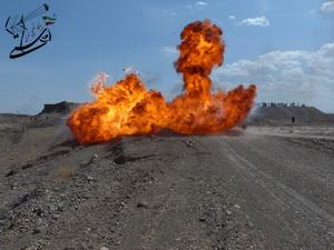 """گزارش تصویری اجرای رزمایش """"الی بیت المقدس"""" در رفسنجان"""