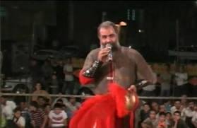 حضور اساتید تعزیه ایران و اجرا تعزیه در رفسنجان / دره در
