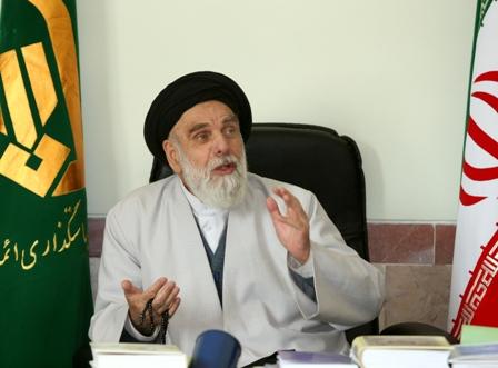 شهروند آمریکایی در کرمان مسلمان شد