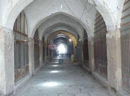 اصلاح شبکه برق بازار تاریخی رفسنجان