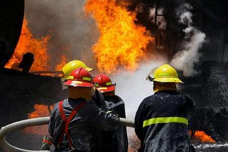 بیمارستان ۱۷شهریور برازجان آتش گرفت/ فوت یک بیمار