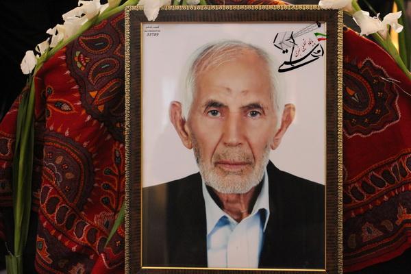 حاج اصغر نظری تمام عمر خود راصرف محرومان کرد