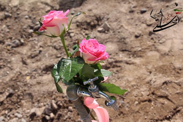 پروژه آبرسانی مسکن مهر کشکوییه رفسنجان به بهره برداری رسید