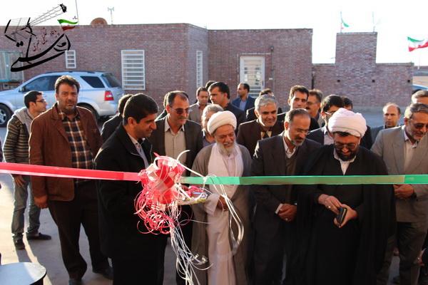 افتتاح دو کارخانه درمنطقه ویژه اقتصادی رفسنجان