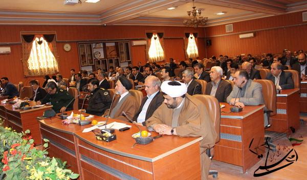 در جلسه شورای اداری امروز رفسنجان چه گذشت؟