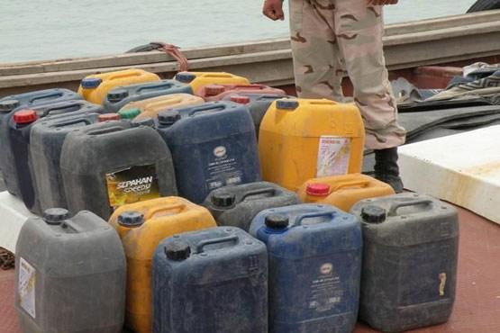 کشف1900 لیتر سوخت قاچاق در رفسنجان