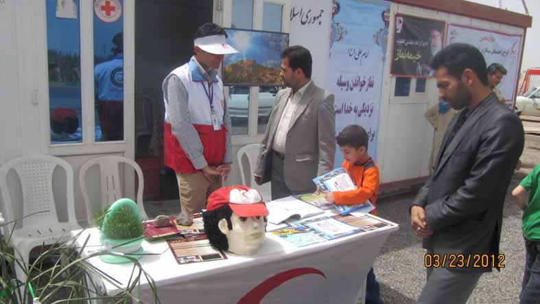 ورود بیش از 40 هزار مسافر به شهرستان گردشگری رفسنجان