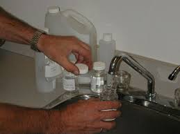 نمونه برداری بیش از 4 هزار مورد آب آشامیدنی در رفسنجان