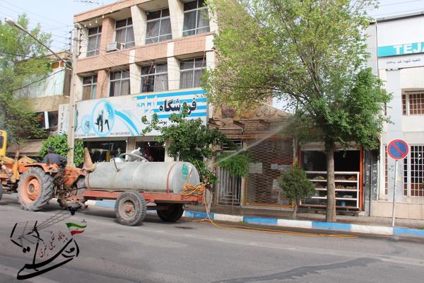 سَمی که شهرداری رفسنجان به خورد مردم می دهد + عکس