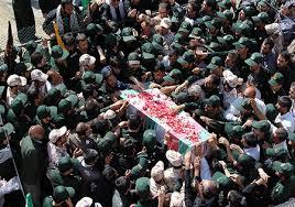 پیکر شهید «محمدصادقی» از حسینیه ثار الله رفسنجان تشییع میشود