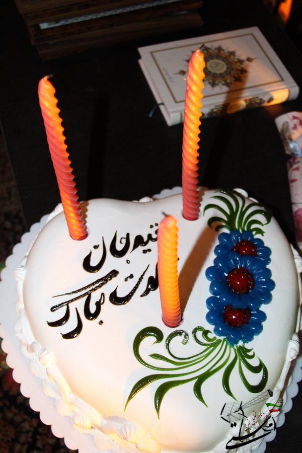جشن میلاد حضرت رقیه (س) در رفسنجان + عکس
