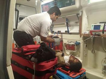 ۵ کشته و مصدوم از حوادث رانندگی عصر امروز در محورهای رفسنجان