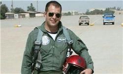 خلبان سانحه جنگنده میگ ۲۹ در همدان به شهادت رسید