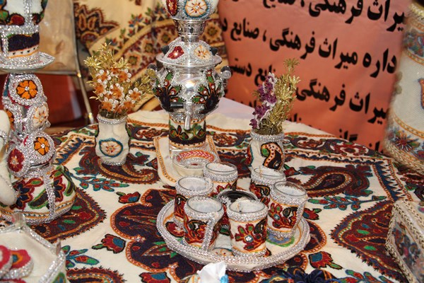 گزارشی از نمایشگاه تخصصی گردشگری و صنایع دستی استان کرمان