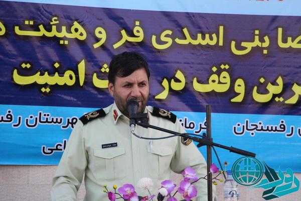 اختصاصی روراستی؛ کنترل جدی نیروی انتظامی نسبت به ورود افاغنه به استان کرمان