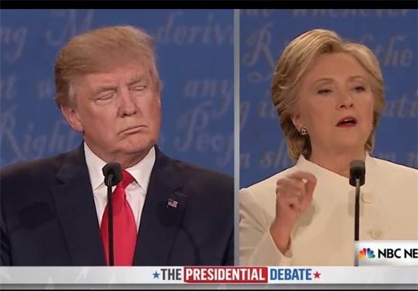 آخرین مناظره ریاستجمهوری آمریکا