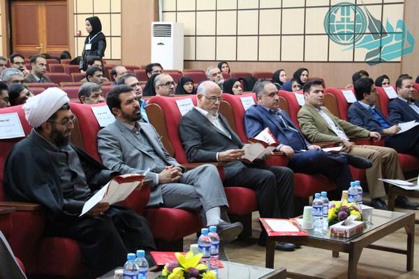 برگزاری همایش «دانشگاه، صنعت، کارآفرینی» در رفسنجان/عکس