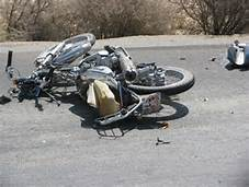 مرگ راکب موتورسیکلت در بلوار خلیج فارس رفسنجان