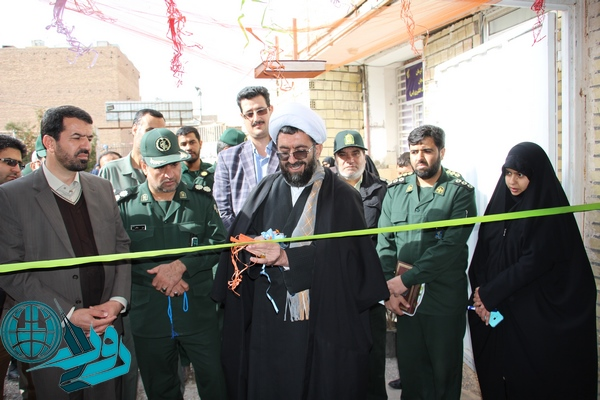 افتتاح چند طرح در دومین روز از دهه فجر در رفسنجان/عکس