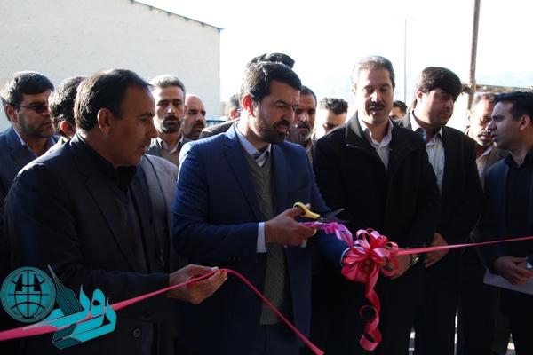 افتتاح طرح های جهاد کشاورزی رفسنجان در هشتمین روز از دهه فجر