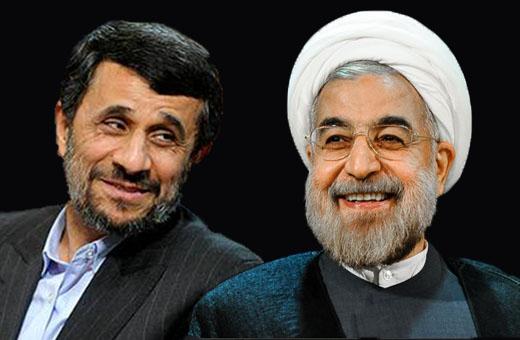 """مناظره بین احمدی نژاد و روحانی؛ خط پایان تئوری """"مقصر سازی"""" دولت قبل/ آیا روحانی از شفافیت استقبال می کند؟"""