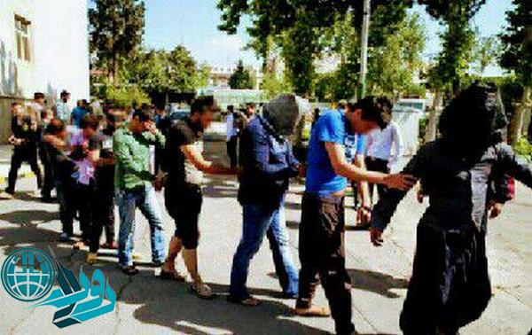 آغاز طرح سالم سازی مناطق گردشگری رفسنجان /دستگیری ۱۸ نفر از مخلان امنیت