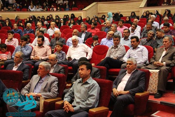 گزارش تصویری آیین تجلیل از آزادگان در رفسنجان