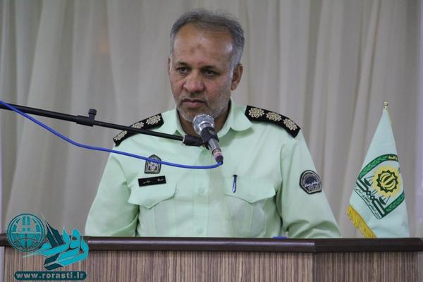 دستگیری انتشار دهنده فایل صوتی در فضای مجازی در رفسنجان