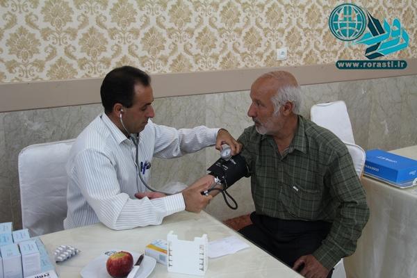 آیین تجلیل از بازنشستگان علوم پزشکی رفسنجان به روایت تصویر