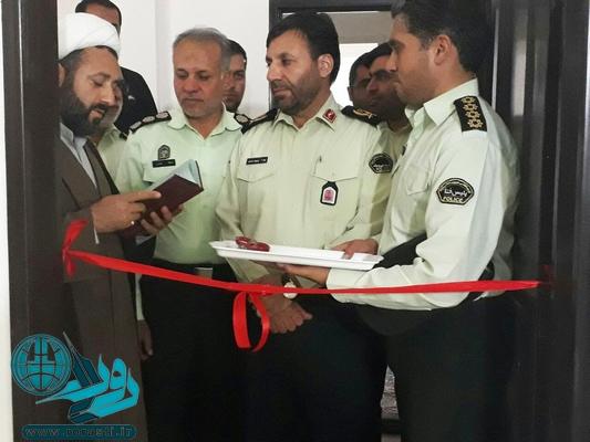 افتتاح مهمانسرای نیروی انتظامی رفسنجان/عکس