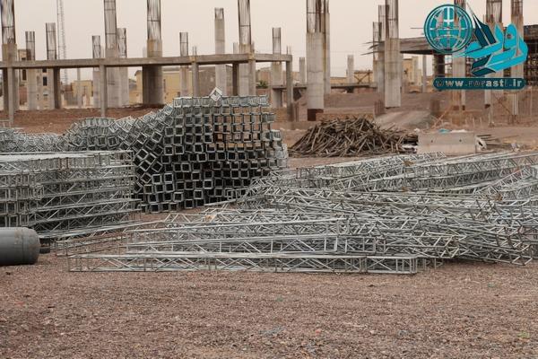 برای برپایی نمایشگاه در مصلای رفسنجان هنوز مجوز استان صادر نشده است