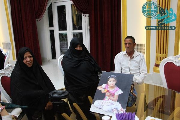 مادری که خواستار ملاقات با گیرندگان عضو دختر ۵ سالهاش بود
