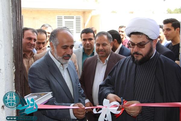 خانه مطبوعات شهرستان رفسنجان افتتاح شد+عکس