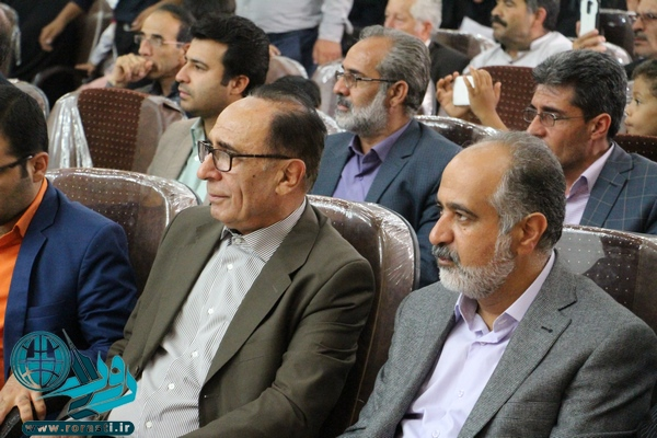 برگزاری آیین بزرگداشت حکیم ابوالقاسم فردوسی در رفسنجان/عکس