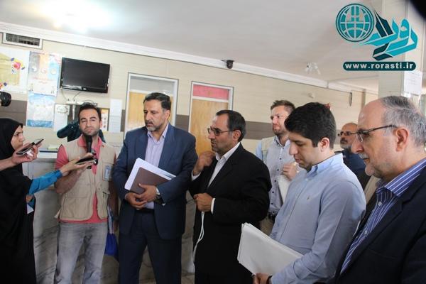 ۱۷۶۵ تبعه افغانستانی زیرپوشش بیمه سلامت قرار گرفتند