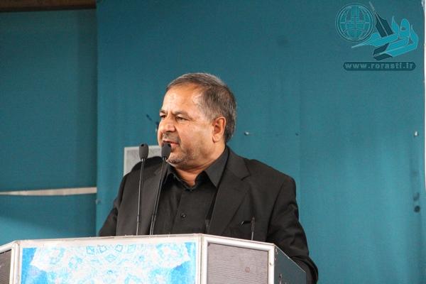 ملت ایران در شرایط سخت بیشتر پای نظام ایستاده است
