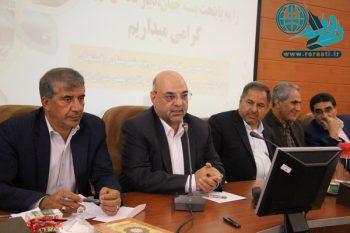 شورای اداری رفسنجان در قاب تصویر