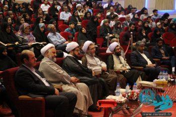 اختتامیه مسابقه بزرگ قرآنی در رفسنجان+تصاویر