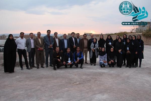 گزارش تور رسانه ای شهرداری رفسنجان+تصاویر