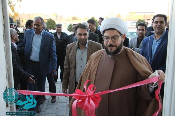افتتاح باشگاه بدنسازی المپیک در رفسنجان/عکس