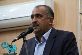 حسین تقوی رئیس آموزش و پرورش رفسنجان شد/تصاویر