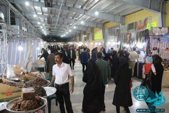 برپایی نمایشگاهی متفاوت در رفسنجان/ صنایع دستی و سوغات/ تصاویر