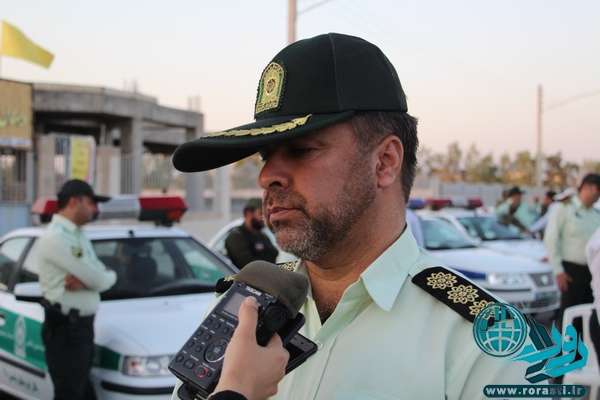 آخرین عضو باند سرقت مسلحانه در چنگال پلیس رفسنجان