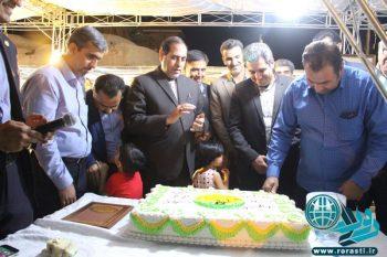 اختتامیه بازارچه خیریه کوثر با کیک روز خبرنگار/تصاویر