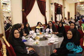 آیین بزرگداشت روز خبرنگار در رفسنجان+تصاویر