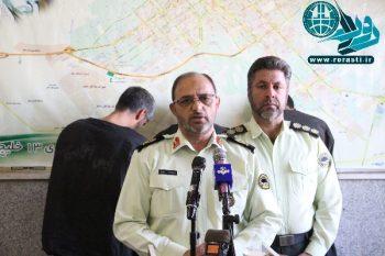 جزئیات دستگیری سارقان طلافروشی رفسنجان