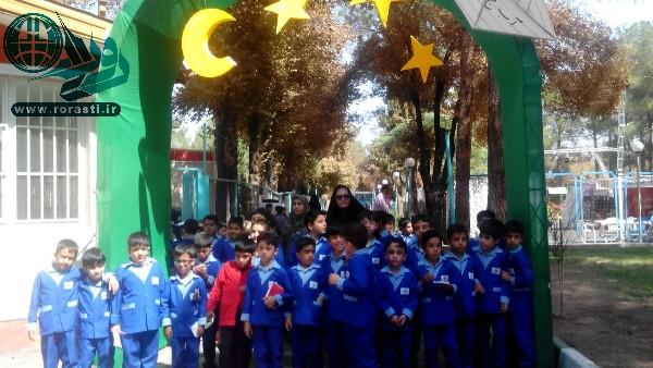 افتتاح فرهنگسرای کودک و آینده در رفسنجان+تصاویر